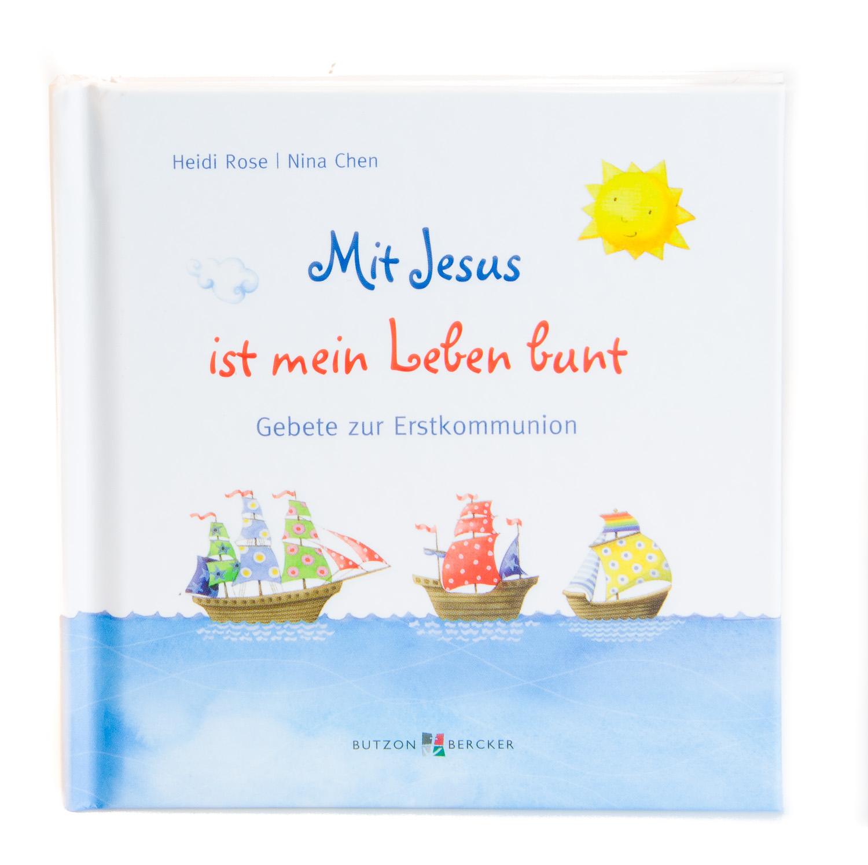 gebetbuch zur erstkommunion
