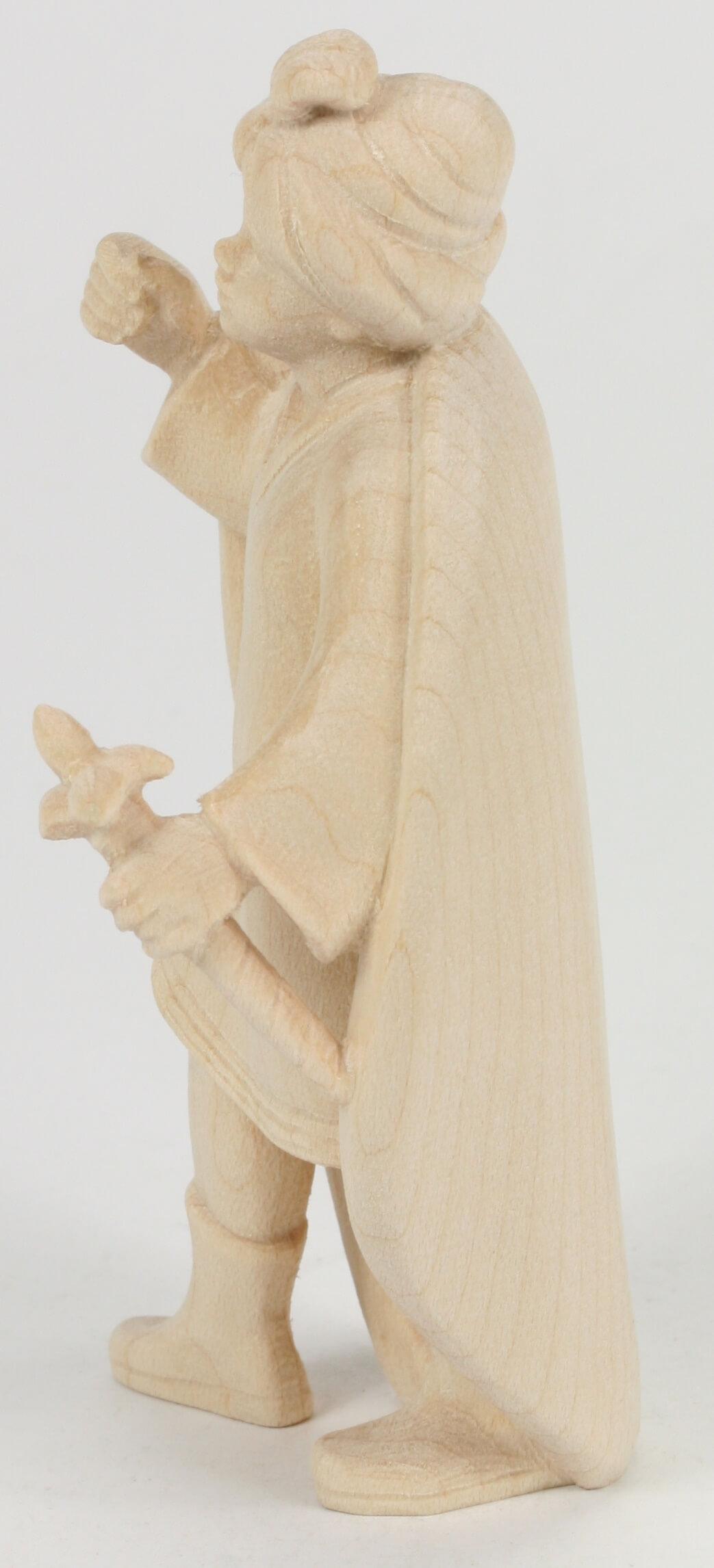 Georg krippe kameltreiber modern 9 cm serie natur - Krippe modern holz ...