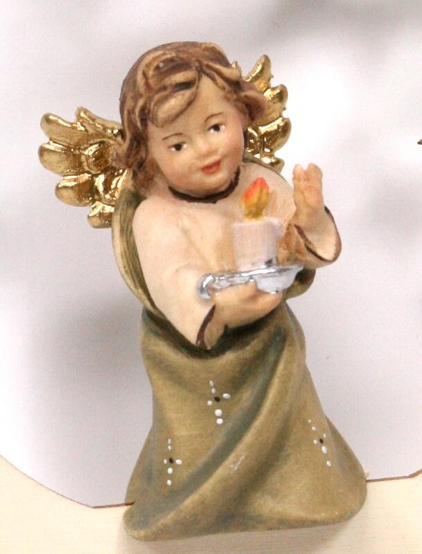 baumschmuck  sterne  engel mit kerze