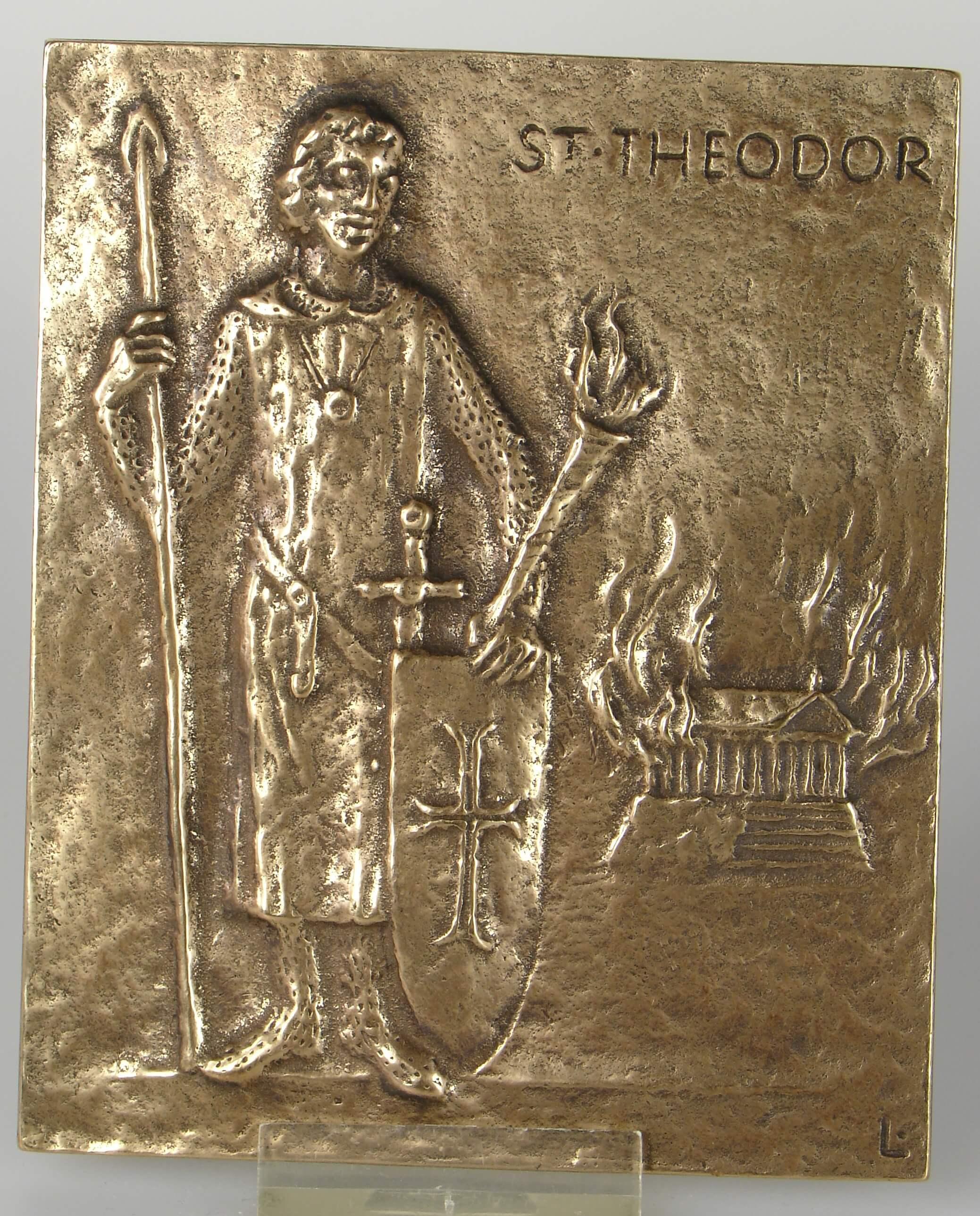 Namenstag Theodor