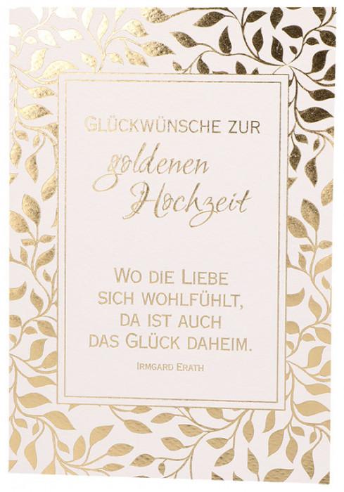 Christliche Gluckwunsche Zur Goldenen Hochzeit Kostenlos Hylen