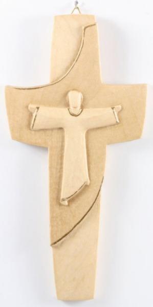 Holzkreuz - Auferstehung