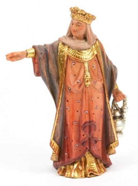 Anri Krippe - König stehend