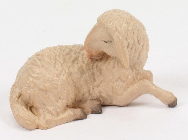 Anri Krippe - Schaf liegend