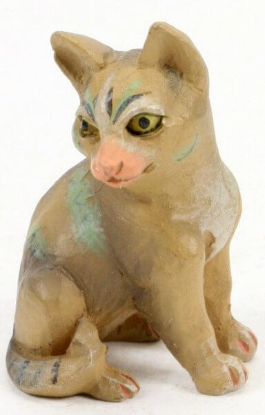 Gelderland Krippe - Katze