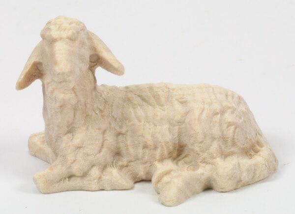 Raffaello-Krippe - Liegendes Schaf links