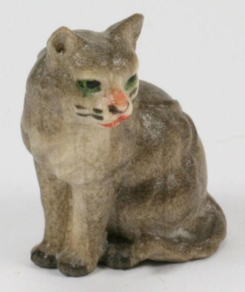 Kostner-Krippe - Katze