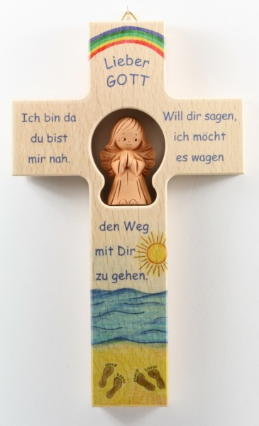 Kinderkreuz - Den Weg mit Dir gehen