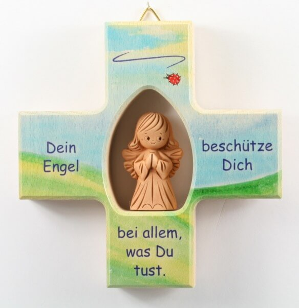 Kinderkreuz - Dein Engel & Namen