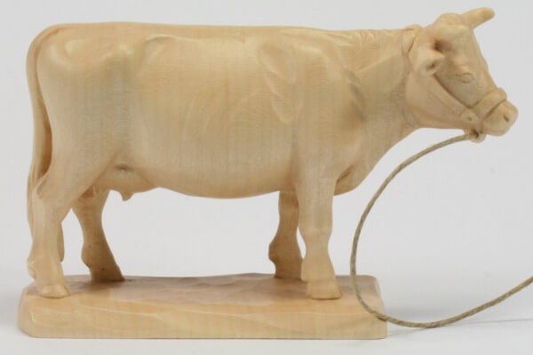 Karl-Kuolt-Krippe - Kuh