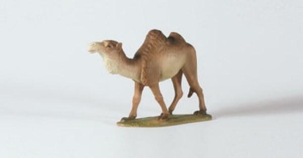 Tiroler-Krippe - Kamel stehend