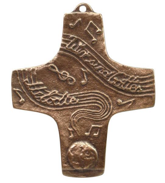Kommunionkreuz - Gottes Melodie