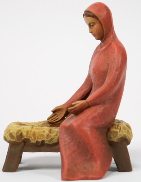 Gelenberg-Krippe - Maria - 18 cm