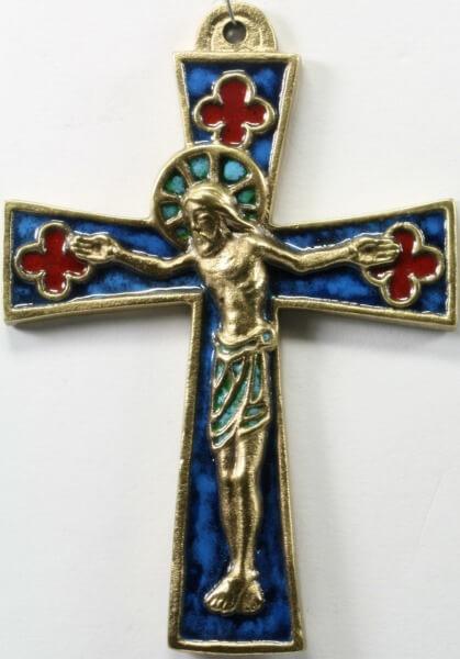 Piechaud-Kreuz - Jesus am Kreuz