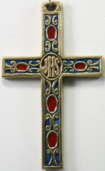 Piechaud-Kreuz - Rote Kreise & JHS