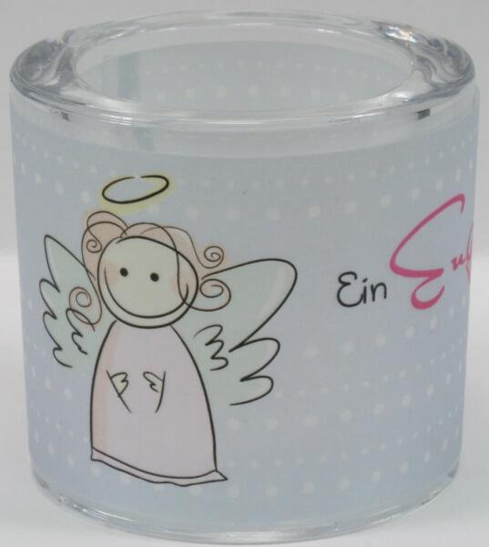 Windlicht - Ein Engel für dich