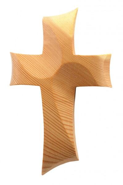 Holzreuz - Asymmetrische Form