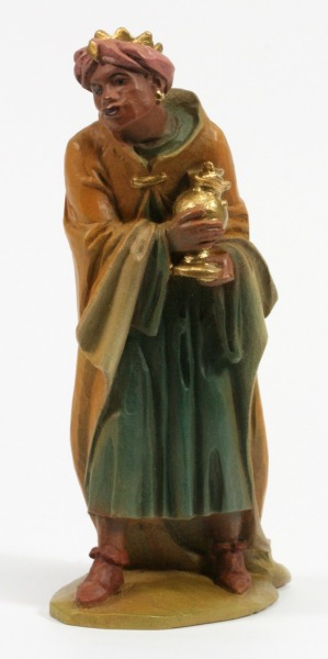 Andrea Krippe - König Mohr stehend