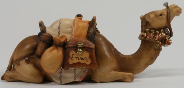 Kostner-Krippe - Kamel liegend