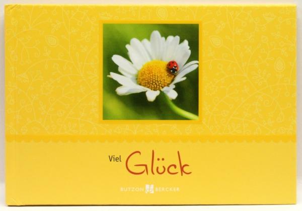 Geschenkbuch - Viel Glück