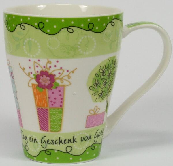 Tasse - Jeder Tag ist ein Geschenk…