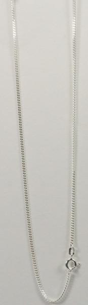 Silber Halskette - Schlicht & Ohne Anhänger
