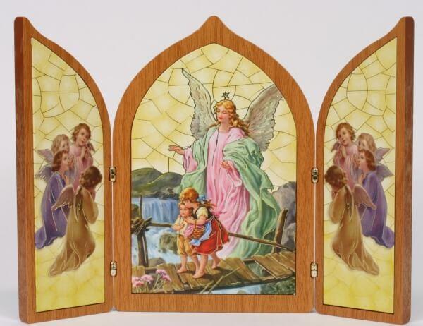 Triptychon - Schutzengel
