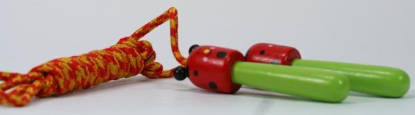 Spielzeug - Springseil