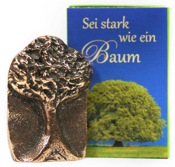 Handschmeichler - Sei stark wie ein Baum