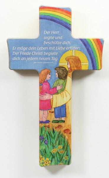 Kinderkreuz - Der Herr segne und behüte dich