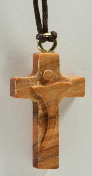 Halskette - Kreuz & Korpus