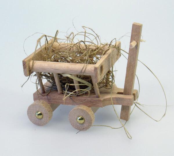 Krippen-Zubehör - Leiterwagen & Klein