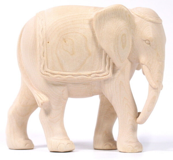 Georg-Krippe - Elefant (modern)