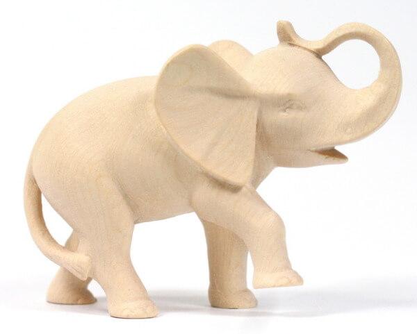 Georg-Krippe - Elefantenjunges