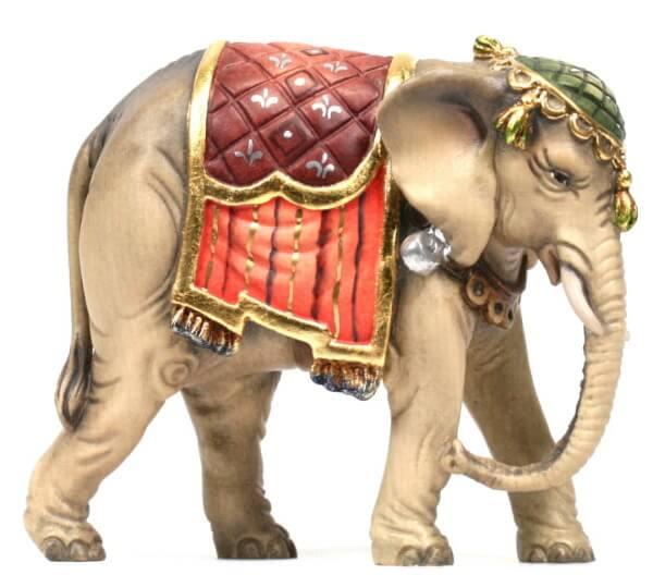 Kostner-Krippe - Elefant
