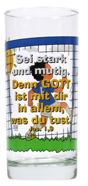 Glas - Gott ist mit dir & Junge