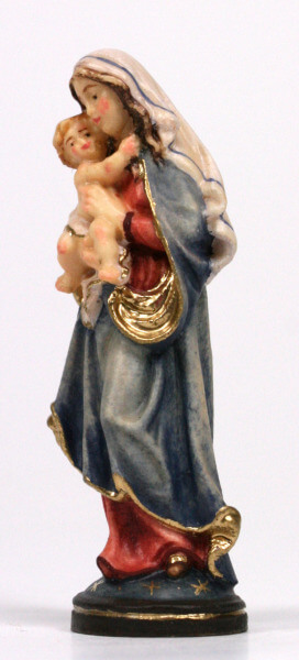 Holzmadonna - Madonna des Friedens