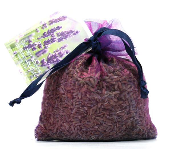 Lavendelbeutel - Der Herr schenke dir Ruhe und Kraft