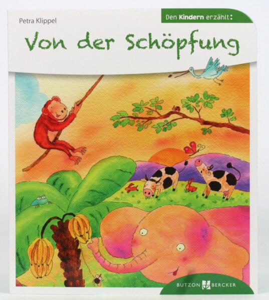 Kinderbuch - Von der Schöpfung