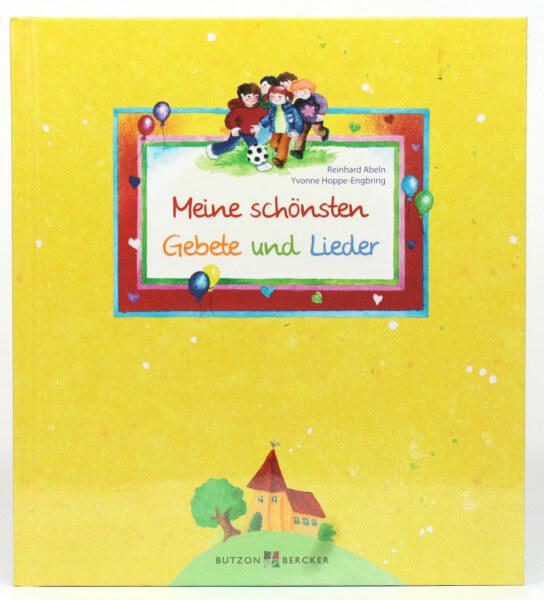 Kinderbuch - Meine schönsten Gebete und Lieder