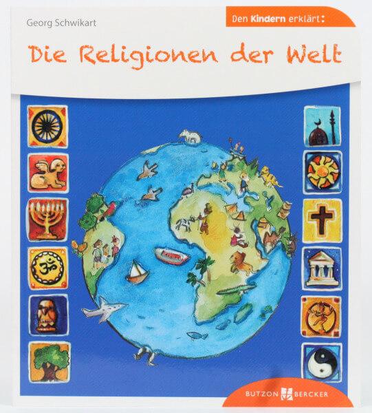 Kinderbuch - Die Religionen der Welt