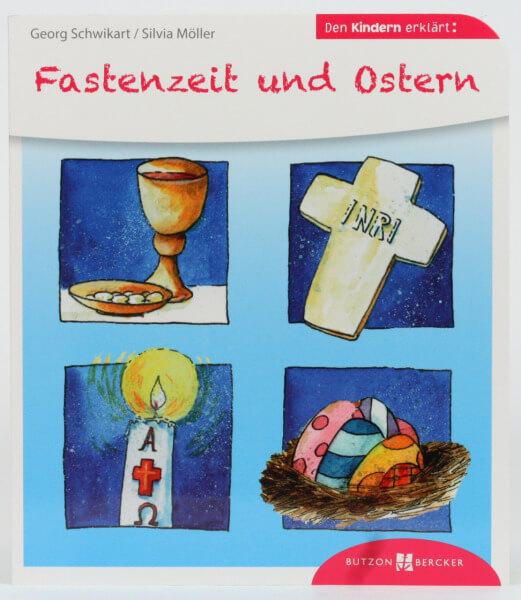Kinderbuch - Fastenzeit und Ostern