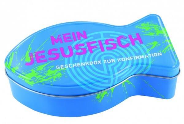 Konfirmation-Schatzkiste - Mein Jesusfisch
