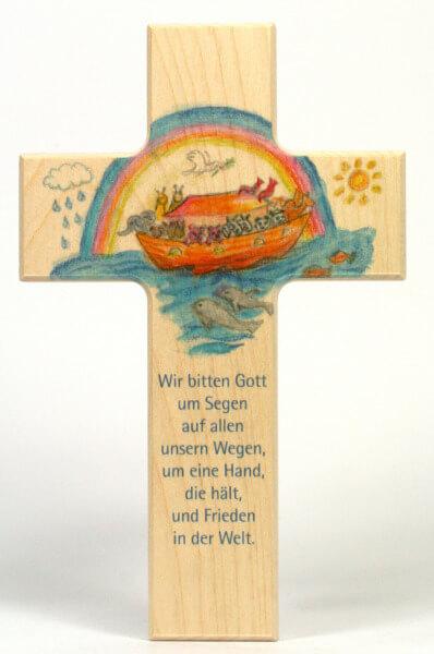 Kinderkreuz - Wir bitten Gott um Segen