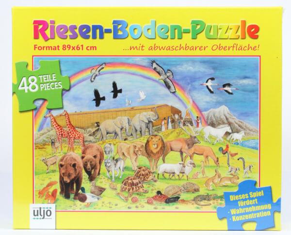 Riesenpuzzle - Arche Noah