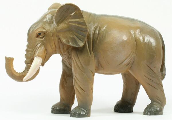 Krippentier - Elefant