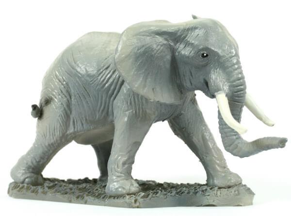 Krippentier - Elefant & Klein