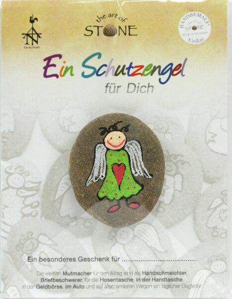 Handschmeichler - Engel mit Herz & Kindergebet