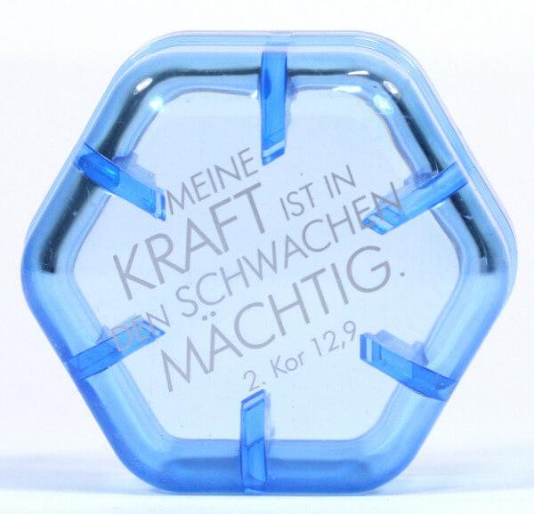 Flaschenöffner - Meine Kraft ist...