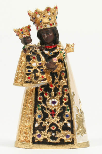 Madonna - Gnadenmutter & Geschenkschachtel